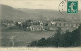 88 SAINT ETIENNE LES REMIREMONT / Panorama De Saint Etienne / - Saint Etienne De Remiremont