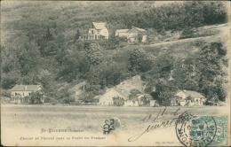 88 SAINT ETIENNE LES REMIREMONT / Chalet Et Fermes Dans La Foret Du Fossard - Saint Etienne De Remiremont