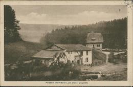 88 SAINT MICHEL SUR MEURTHE /  Forsterei Herbaville /  Carte Militaire - France