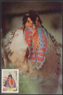 "R31 "" China Bird - Tragopan 80c"" Ultimate Piece ( Wuyishan First Postmarks 1 ) - Cartoline Maximum"
