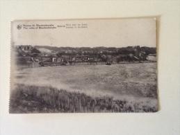 RUINES DE BLAKENBERGHE 1914-18 NON VIAGGIATA XX - Blankenberge