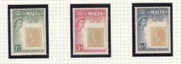 Centenary Of Malta Stamps - Malta (...-1964)