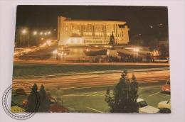 Postcard Romania - Deva - House Of Culture - Romanian Post - Roumanie