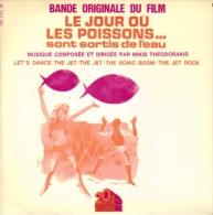 """B-O-F  Mikis Théodorakis  """"  Le Jour Ou Les Poissons Sont Sortis De L'eau  """" - Soundtracks, Film Music"""