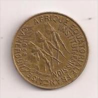 CAMEROUN 10 Francs 1958 - Cameroun