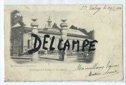 CPA - St Valery Sur Somme- Le Casino- - Saint Valery Sur Somme