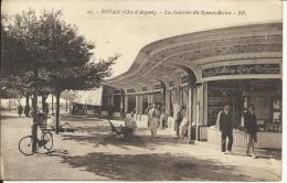 ROYAN, LES GALERIES DU SQUARE BOTTON - BR - Royan