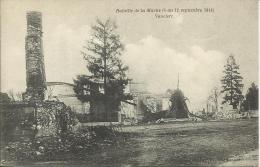 """BATAILLE DE LA MARNE (6 AU 12 SEPTEMBRE 1914) VAUCLERC. SCAN R/VCITEE""""MOTOBLOC"""" - Vitry-le-François"""