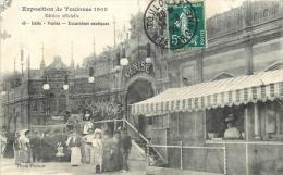 TOULOUSE EXPOSITION 1908 EXCURSIONS NAUTIQUES ITALIE VENISE - Toulouse
