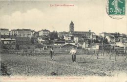 SAINT GAUDENS  VUE GENERALE N°2 - Saint Gaudens