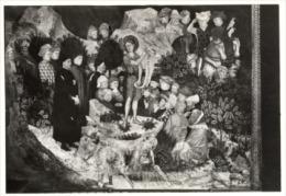 Urbino - Santino Cartolina PREDICAZIONE DI SAN GIOVANNI (Lorenzo E Giacomo SALIMBENI) Chiesa S. Giovanni - OTTIMO G71 - Religione & Esoterismo