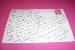 TIMBRE OBLITERATION FLAMME° LIMOGES  OBLITERATION  AUMALE 78 035 - Marcophilie (Lettres)