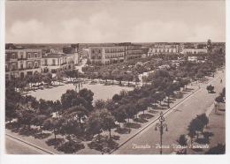 ^ BISCEGLIE BARI PIAZZA VITTORIO EMANUELE PANORAMA 185 - Bisceglie