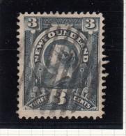 Queen Victoria - 1890 - Newfoundland