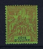 Cote D'Ivoire  : Yvert Nr7 MNH/** - Ivoorkust (1892-1944)