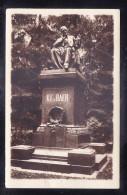 LT1-18 TARTU. MONUMENT K.E.BAER - Latvia