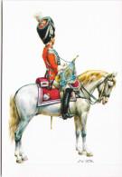 Royaume De France - Grenadiers à Cheval Du Roi - Trompette 1814-15 - Uniformes
