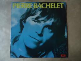 PIERRE BACHELET ECRIS-MOI  LP  POLYDOR    VINYLE 33T - Autres - Musique Française