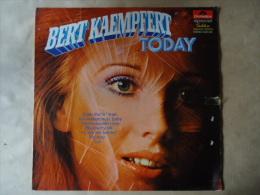 BERT KAEMPFERT TODAY   LP POLYDOR GOLDEN CROWN SERIES VINYLE 33T - Unclassified