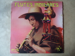 LOS HENACOS FLUTES INDIENNES  LP VINYLE 33T JB.30.271 - Discos De Vinilo