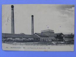 CPA Mantes-sur-Seine / Mantes-la-Jolie (78) - Papeteries De Gassicourt - Mantes La Jolie