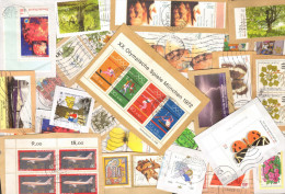 BRD 2 Scanner Mit Zuschlagsmarken Bis Ca.2012/13, 2 Bilder - Stamps