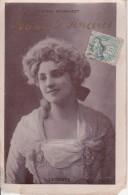 "CPA Sarah Berhardt - ""Souhaits Sincères"" - Vers 1905 (2868) - Berühmt Frauen"