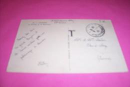 TIMBRE OBLITERATION FLAMME°  FM  HAUTE PYRENEES LE 8 10 1945   / - Marcophilie (Lettres)