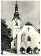 (PH 100) Italy - Tarvisio Church - Kirchen U. Kathedralen