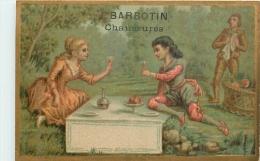 CHROMO DOREE CHAUSSURES BARBOTIN PARIS - Sonstige