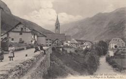 CPA - La Vachette - Le Village De La Vachette - Environs De Briançon - France