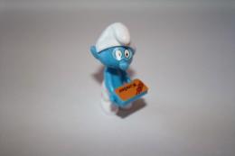 Kinder  Schtroumf  Tablette Kinder N°10 1990 - Montables