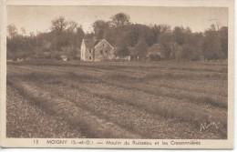 - 91 - MOIGNY- Moulin  Du  Ruisseau  Et  Les  Cressonnieres - Frankrijk