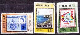 P0517 - GIBRALTAR Yv N°364/66 - Gibraltar