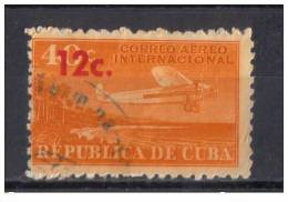 CUBA/KUBA 1960 SELLO HABILITADO USED - Cuba