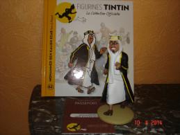 EDITION MOULINSART   MOHAMMED BEN KALISH  DANS TINTIN COKE EN STOCK - Tintin