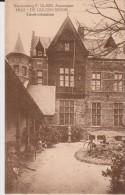 Antwerpen Verzameling Claes Het Gulden Spoor  Gevel Inkomkant - Antwerpen