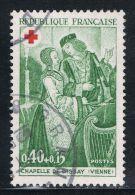 FRANCE : N° 1661 Oblitéré (Croix-Rouge) - PRIX FIXE - - France