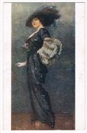H112 - Zambeletti Ludovico - Giovane Donna - Illustratori & Fotografie