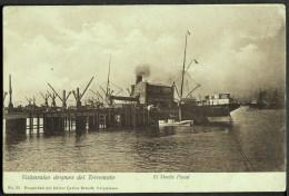 """Valparaiso Despues Del Terremoto (Valparaiso After The Earthquake)"",  1906. - Chile"