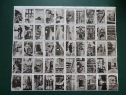 GROOT  123   FEUILLE DE  50 VIGNETTES  SORIA - Fantasie Vignetten