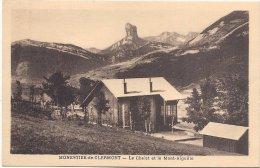 L270_308 - Monestier-de-Clermont - Le Chalet Et Le Mont Aiguille - Otros Municipios