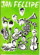 CPSM  JAN FELLIPE  GROUPE MUSIQUE MUSICIENS 33 SAINT MACAIRE - Musique Et Musiciens