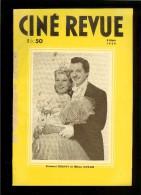 Ciné-Revue N°1 8/03/1939 Rare!!! - 1900 - 1949