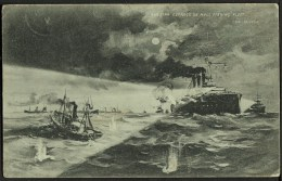 """""""The Russian Outrage On Hull Fishing Fleet"""",  Posted 1904 (part """"SOMERSHAM"""" Thimble & """"ST-IVES/HUNTS"""" Cds). - Fishing Boats"""