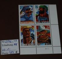 USA Michel Nr:  2746 -49   Postfrisch ** MNH    #3811 - Neufs