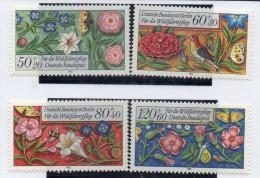 Serie Nº 1091/94 Alemania-. Artesania - Profesiones