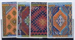 Serie Nº  463/6 Algerie. Artesania - Profesiones