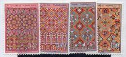 Serie Nº  561/4  Maroc. Artesania - Profesiones