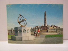 "The Monolith The Vigeland Sculpture Park ""Oslo""(Norvegia.) - Norwegen"
